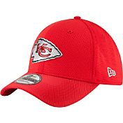 New Era Men's Kansas City Chiefs Color Rush 2016 On-Field 39Thirty Flex Hat