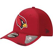 New Era Men's Arizona Cardinals 39Thirty Neo Flex Red Hat