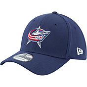 New Era Men's Columbus Blue Jackets 39Thirty Team Classic Flex Hat