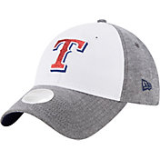 New Era Women's Texas Rangers 9Twenty Sparkle Shade White/Grey Adjustable Hat