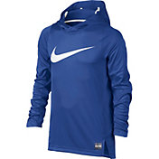 Nike Boys' Dry Elite Shooter Graphic Basketball Hoodie