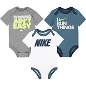 Nike Newborn Boys' Bodysuit Three-Piece Set