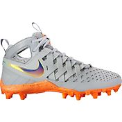 Nike Men's Huarache V Lax LE Mid Lacrosse Cleats