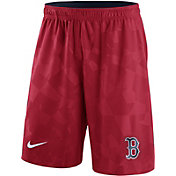 Nike Men's Boston Red Sox Dri-FIT Red Knit Shorts