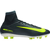 Nike Men's Mercurial Veloce III DF CR7 FG Soccer Cleats