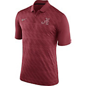 Nike Men's Alabama Crimson Tide Crimson Dry Stadium Polo