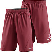 Nike Men's Alabama Crimson Tide Crimson Fly XL 5.0 Football Sideline Shorts