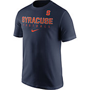 Nike Men's Syracuse Orange Blue Football Practice T-Shirt