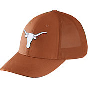 Nike Men's Texas Longhorns Burnt Orange Legacy91 Flex Mesh Back Hat