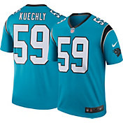 Nike Men's Color Rush 2016 Carolina Panthers Luke Kuechly #59 Legend Game Jersey