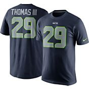 Nike Men's Seattle Seahawks Earl Thomas #29 Pride Navy T-Shirt