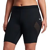 Nike Women's Plus Size 8'' Pro HyperCool Shorts