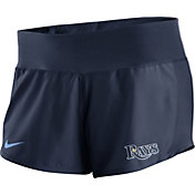 Nike Women's Tampa Bay Rays Dri-FIT Navy Performance Shorts