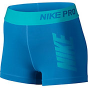 Nike Women's 3'' Pro Hypercool Graphic Shorts