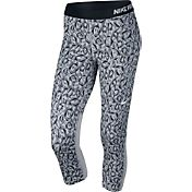 Nike Women's Pro Cool Facet Printed Capris