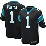 Nike Youth Home Game Jersey Carolina Panthers Cam Newton #1
