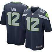 Nike Youth Home Game Jersey Seattle Seahawks Fan #12