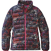 Patagonia Girls' Down Sweater Jacket