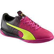 PUMA Men's evoSPEED 4.5 Tricks IT Indoor Soccer Shoes