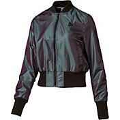Puma Women's Iridescent Bomber Jacket