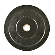 RAGE 25 lb. Olympic Bumper Plate