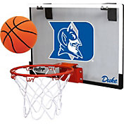 Rawlings Duke Blue Devils Game On Backboard Hoop Set