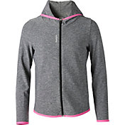 Reebok Girls' Twist Full Zip Jacket