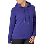 Reebok Women's Overdye Brushed Fleece Hoodie