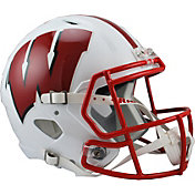 Riddell Wisconsin Badgers Speed Replica Full-Size Football Helmet
