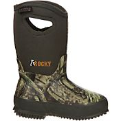 Rocky Kids' Core Rubber Waterproof 400g Hunting Boots
