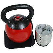 Stamina 36 lb Adjustable Kettle Versa-Bell