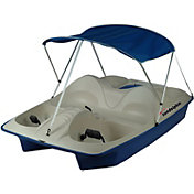 Sun Dolphin 5-Seated Pedal Boat with Canopy