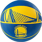 Spalding Golden State Warriors Full-Sized Court Side Basketball
