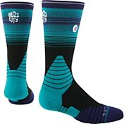 Stance Charlotte Hornets On Court Logo Crew Socks