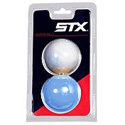 STX Marble Lacrosse Balls - 2 Pack