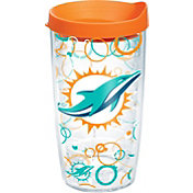 Tervis Miami Dolphins Bubble Up 16oz Tumbler