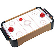 Trademark Games Mini Tabletop Air Hockey Game