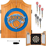Trademark Games New York Knicks Dart Cabinet
