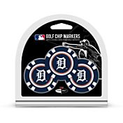 Team Golf Detroit Tigers Poker Chips Ball Markers - 3-Pack