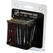 Team Golf Arizona Coyotes 50 Golf Tee Pack