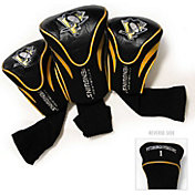 Team Golf Pittsburgh Penguins 3-Pack Contour Headcovers