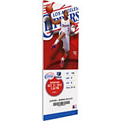 That's My Ticket Los Angeles Clippers Chris Paul Canvas Ticket