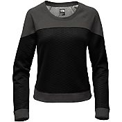 The North Face Women's Recover-Up Crew Long Sleeve Shirt