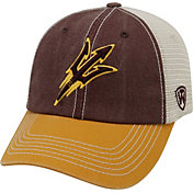 Top of the World Men's Arizona State Sun Devils Maroon/White/Gold Off Road Adjustable Hat