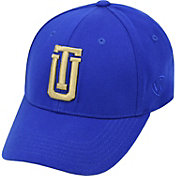 Top of the World Men's Tulsa Golden Hurricane Blue Premium Collection Hat