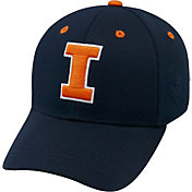 Top of the World Youth Illinois Fighting Illini Blue Rookie Hat