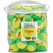 Tourna Kids' Stage 1 Low Compression Balls - 50 Pack