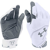 Under Armour Adult Cage Batting Gloves 2017