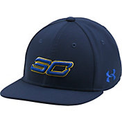 Under Armour Boys' SC30 Core Snapback Hat