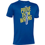 Under Armour Boys' SC30 Prove Them Wrong Graphic Basketball T-Shirt
